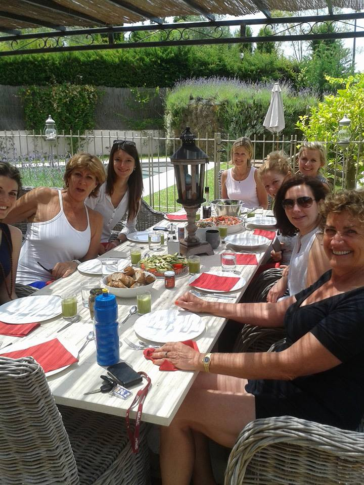 Midsummer Yoga & Pilates lunch