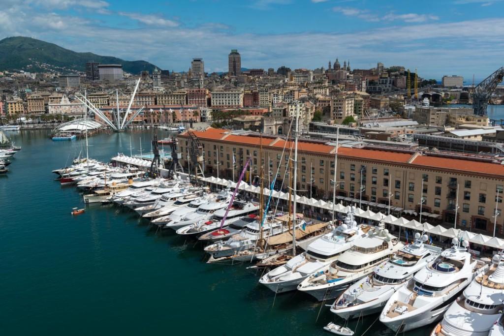 MYBA Genoa Show
